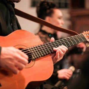Gitarist-akoestische-band-inhuren-artiestenbureau